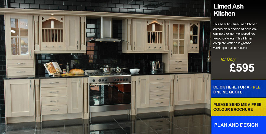Shaker cheap kitchens mfi for Fitted kitchen quotes